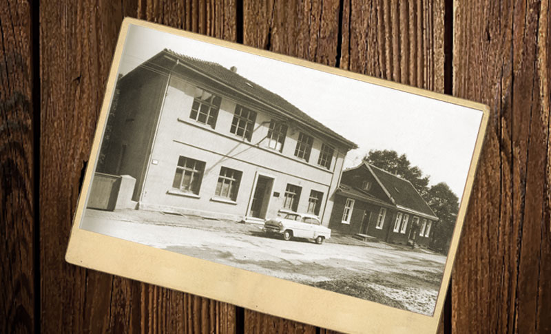 <b>1918</b><br>Karl Hückinghaus und Adolf Krüner
