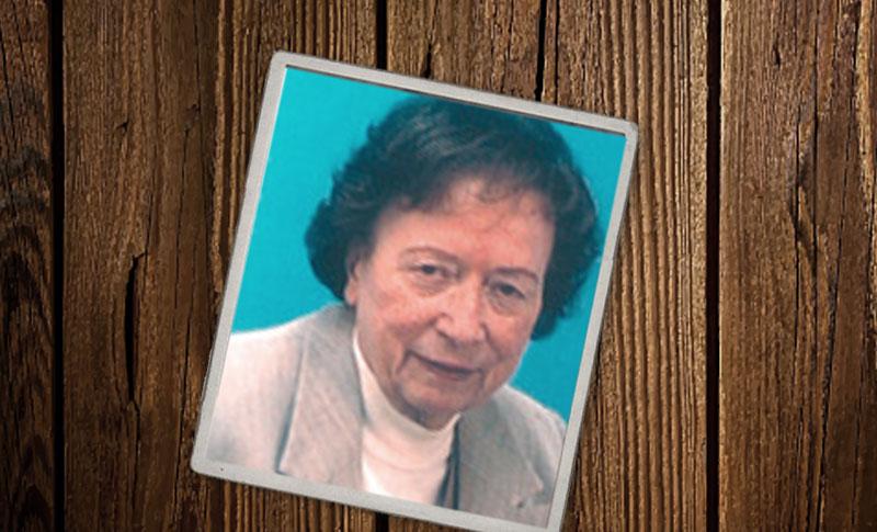 <b>2001 – 2007</b><br>50 Jahre Engagement und Tatkraft von Gertrud Zaia